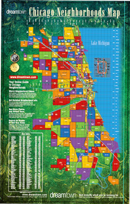 Chicago Neighborhood Map